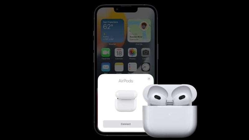 Apple: Ανακοινώθηκαν επίσημα τα νέα AirPods 3