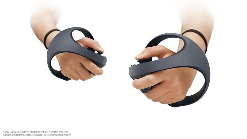 Sony announces new VR controllers for PS5