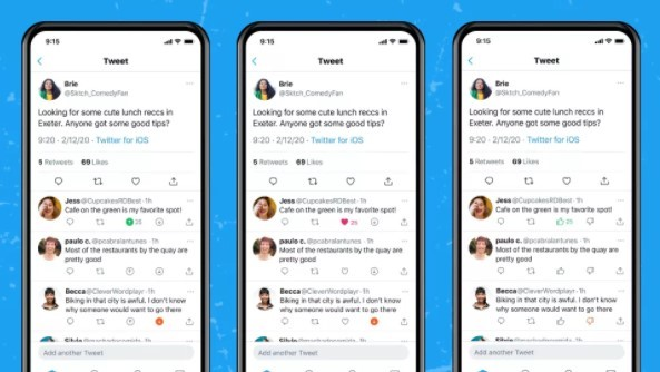 Twitter is testing a downvote button on iOS