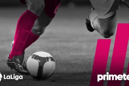 Στην Primetel η La Liga μέχρι το 2026!