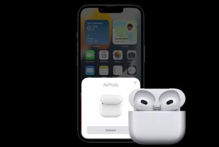 Apple announces third-generation AirPods