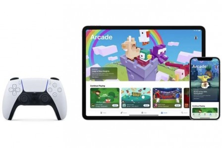 Apple earns more from gaming than Sony, Microsoft and Nintendo