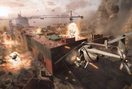 Battlefield 2042 announced for PC, PS4 ,PS5, and Xbox Series