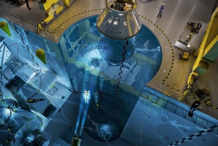 Blue Abyss will be the world's biggest and deepest pool