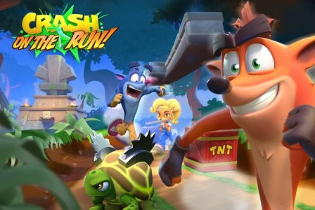 Crash Bandicoot: On the Run! available for free on Android and iOS