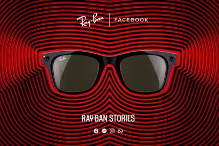 Facebook introduces Ray-Ban Stories smart glasses