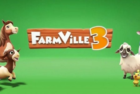 Zynga has announced that Farmville 3 is coming to mobile devices