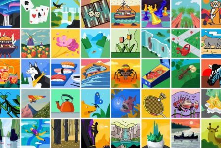 Google has created new illustrations for profile picture