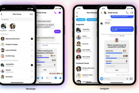 Facebook introducing new messaging features for Instagram and Messenger