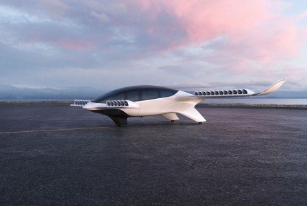 Flying taxi startup Lilium unveils its new electric aircraft