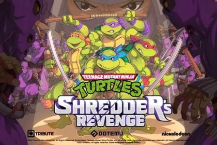 TNMT: Shredder's Revenge - A video game return