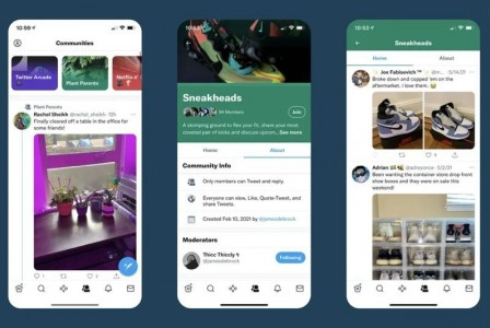 Twitter launches Communities to compete with Facebook Groups