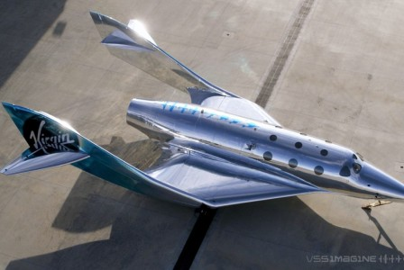 Virgin Galactic unveils its new VSS Imagine spaceship