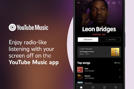 YouTube Music gets free background listening
