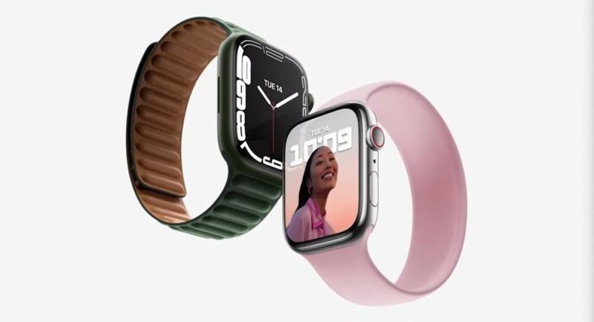 Apple launches Apple Watch Series 7 with larger screen
