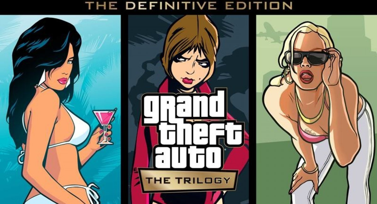 Rockstar announced Grand Theft Auto: The Trilogy – The Definitive Edition.